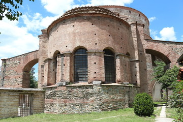 The Rotunda of Galerius, Thessaloniki, Greece