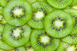 Background with fruit kiwi - 67162622