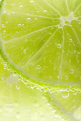 Background with lime