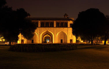 Naqqar Khana also called as drum house of red fort