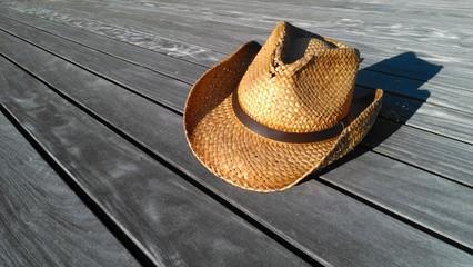 Sonnenschutz, Hut in der Sonne