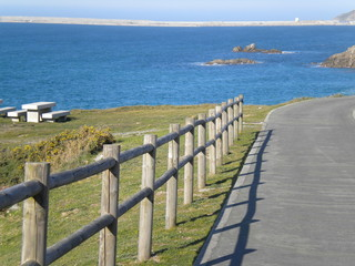 Paseo de Repibelo, Arteixo Galicia