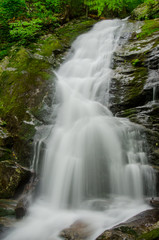 Slow Shutterspeed of Waterfall