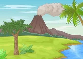 Prehistoric landscape