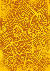 Mexican Style Pattern,