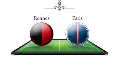 Rennes vs Paris