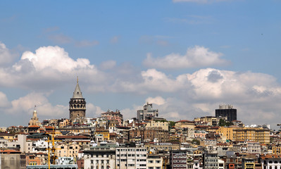 Galata Bridge and Tower