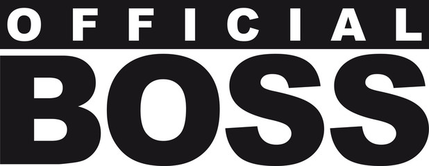 Official Boss Logo Design