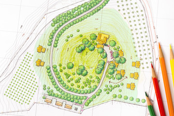 Landscape Design Plan