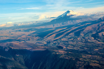 Cotopaxi Volcano, Andean Highlands of Ecuador