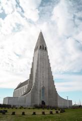 Hallgrimskirkja Cathedral - Iceland Reykjavik