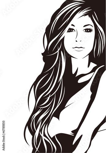 女性イラスト - 67181850
