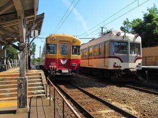 富山地方鉄道の電車