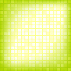 Gradient mosaic background
