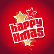 Happy Xmas - Happy Christmas