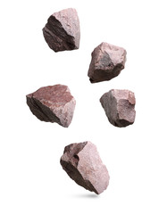 Granite stones,rocks set