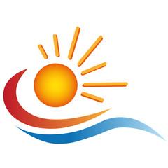 Sommer Symbol