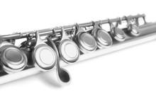 Flute music instrument