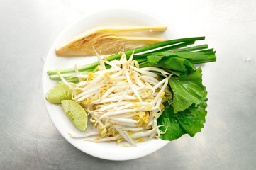 Mix of Thai Vegetable