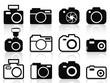 camera icons set - 67187093