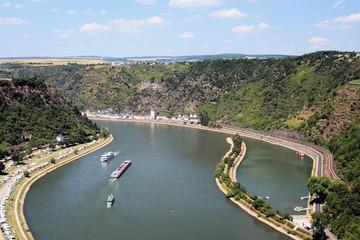 Rhein an der Loreley - Bild 3