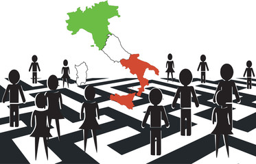 labirinto italiano
