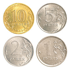 Russia circulating coins