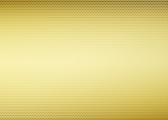 Gold Metallic Background