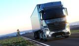 Naklejka Logistics