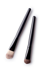 two cosmetic brush