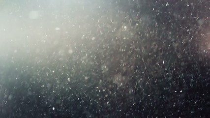 Dense dust particles, compositing asset.