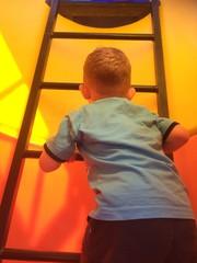 Çocuk ve Tırmanma