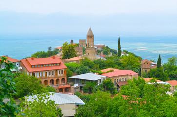 Georgian town Signakhi