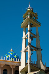 Bell tower of mosque