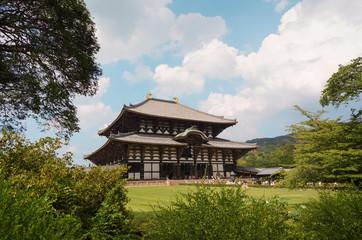 Todaiji temple,nara,japan