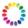 Bunter Farbkreis
