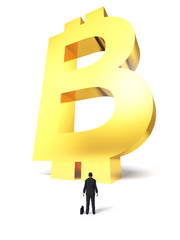 Growing up sign electronic money Bitcoin