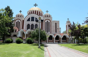 Saints Cyril and Methodius Church (Thessaloniki)