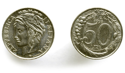50 lire 1998 Italia Lira italiana