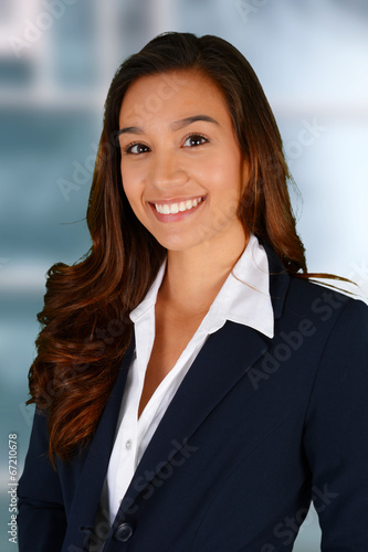 canvas print picture Businesswoman