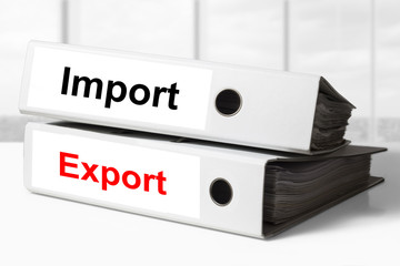 office binders import export