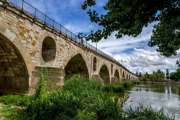 Puente románico Zamora