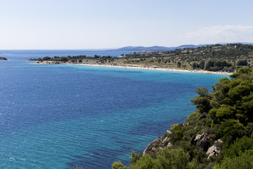 Sithonia, Greece