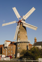 MAUD FOSTER WINDMILL, Boston