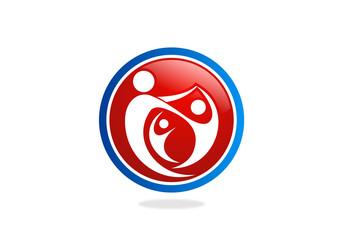 family logo symbol emblem logo