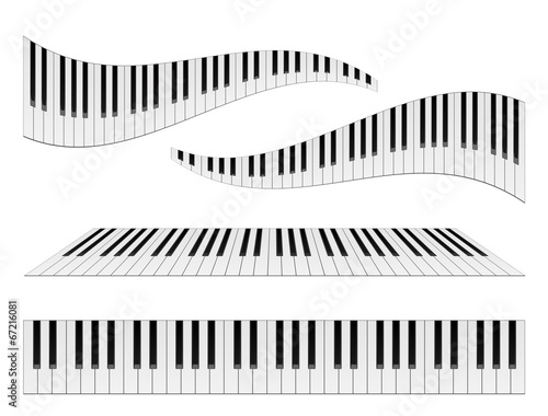 Piano Keyboards - 67216081