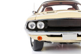 Vintage dodge car 1970