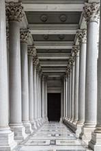Marvellous Peristyle