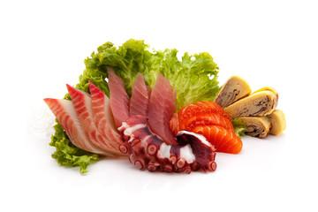 Japanese sashimi