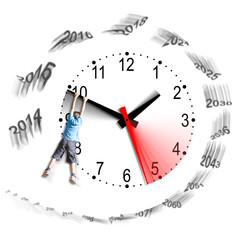 Tempus fugit - Il tempo vola - Time flies